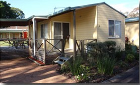 Bays Holiday Park - Accommodation Cooktown