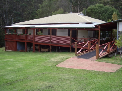 Pemberton Camp School - Accommodation Cooktown