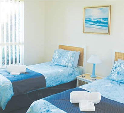 Captains Quarters - Accommodation Cooktown