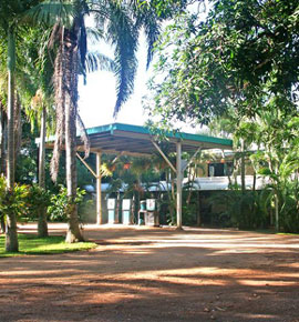 Endeavour Falls Tourist Park - Accommodation Cooktown