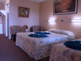 Whitsunday Palms Motel - Accommodation Cooktown