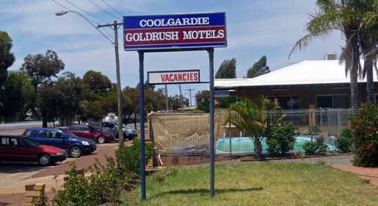Coolgardie Motel - Accommodation Cooktown