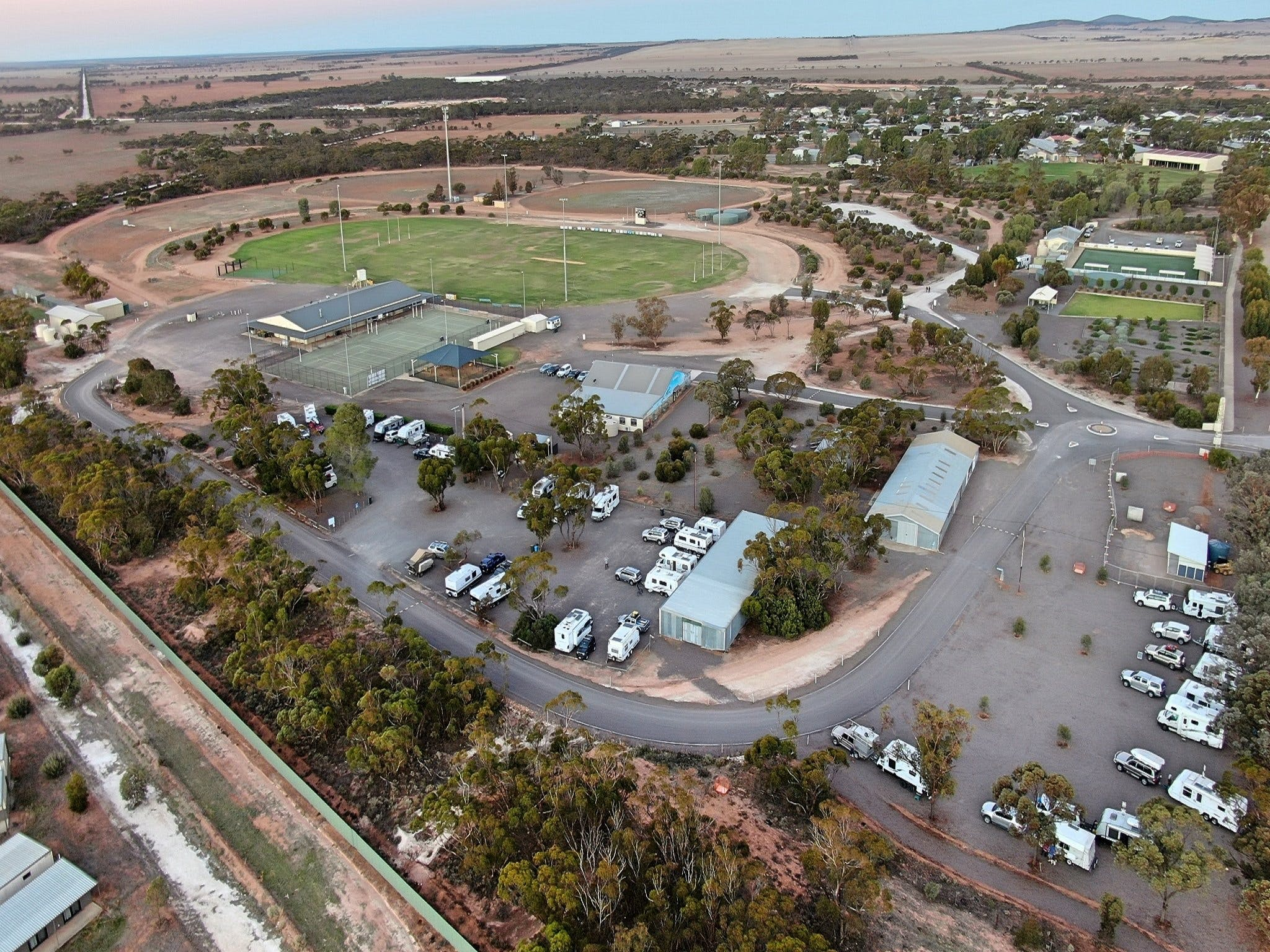 Kimba Recreation Reserve - Accommodation Cooktown