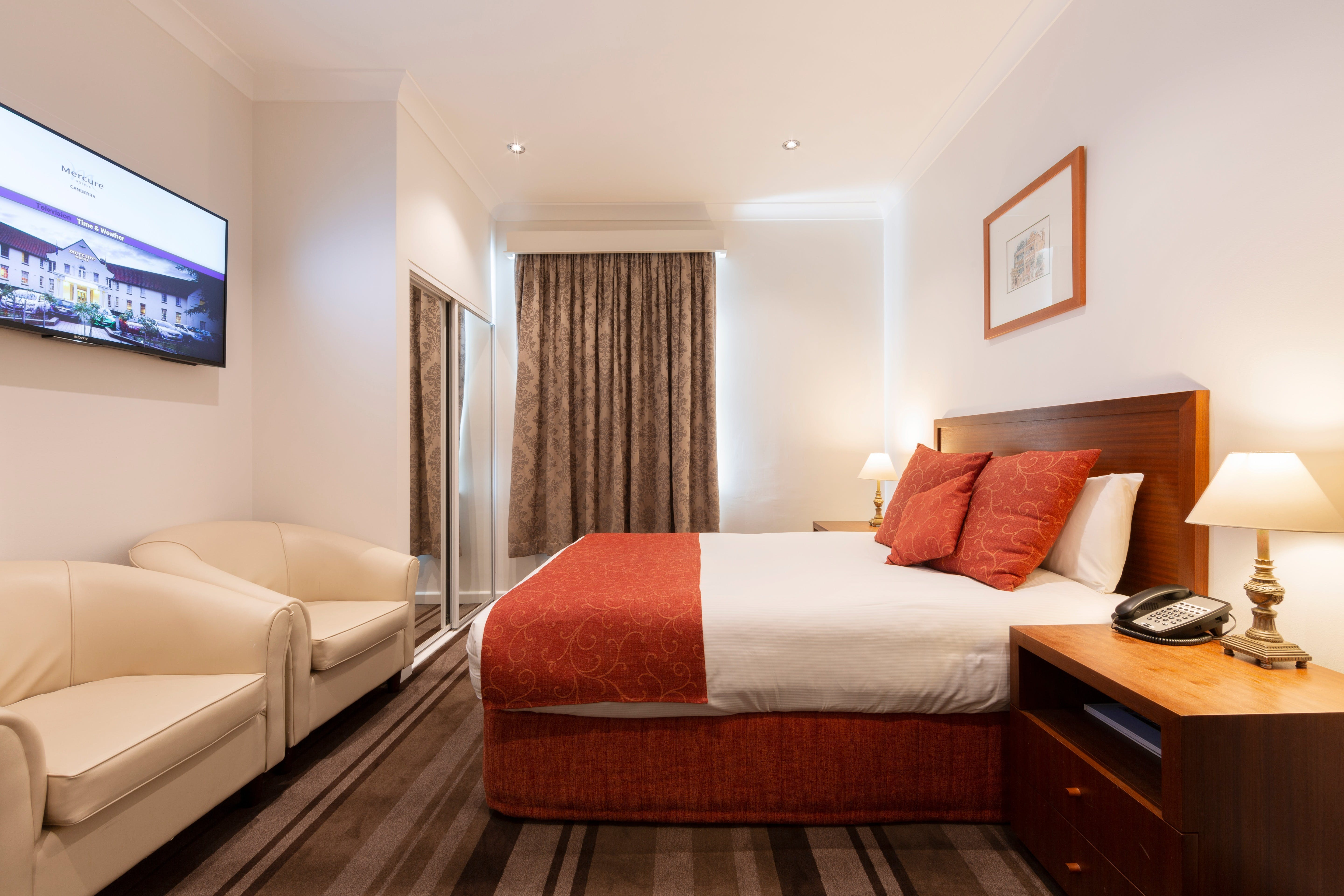 Mercure Canberra - Accommodation Cooktown