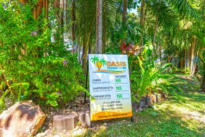 Oasis Tourist Park - Accommodation Cooktown