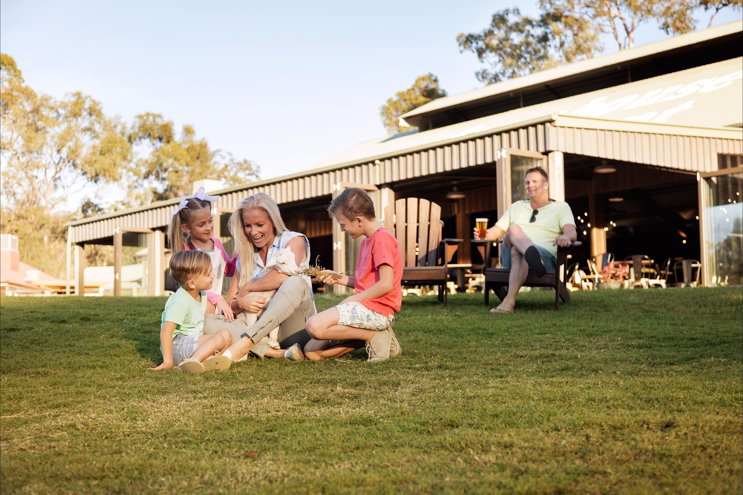 Paradise Country Farmstay - Accommodation Cooktown