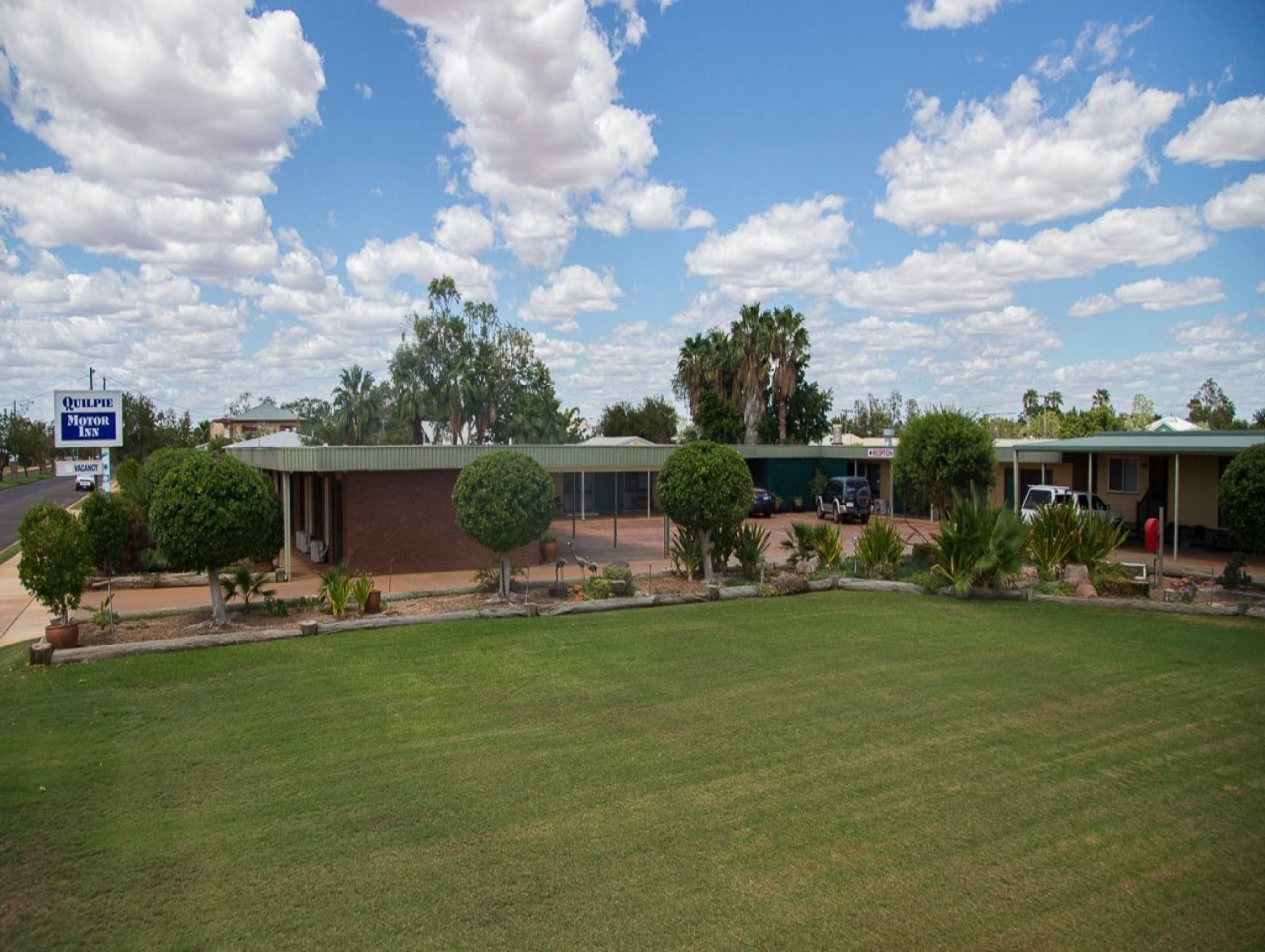 Quilpie Motor Inn - Accommodation Cooktown