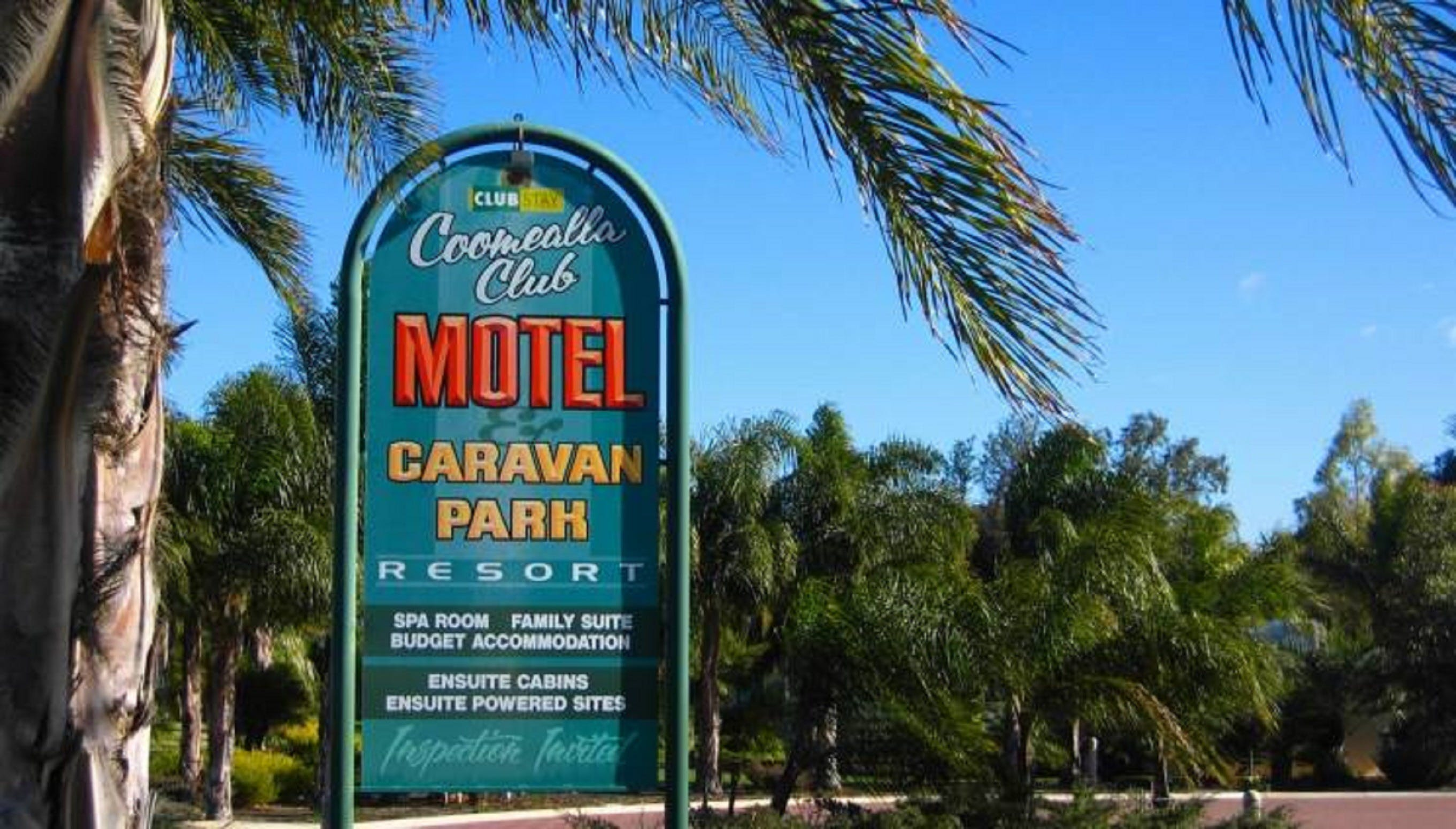 Coomealla Club Motel and Caravan Park Resort - Accommodation Cooktown