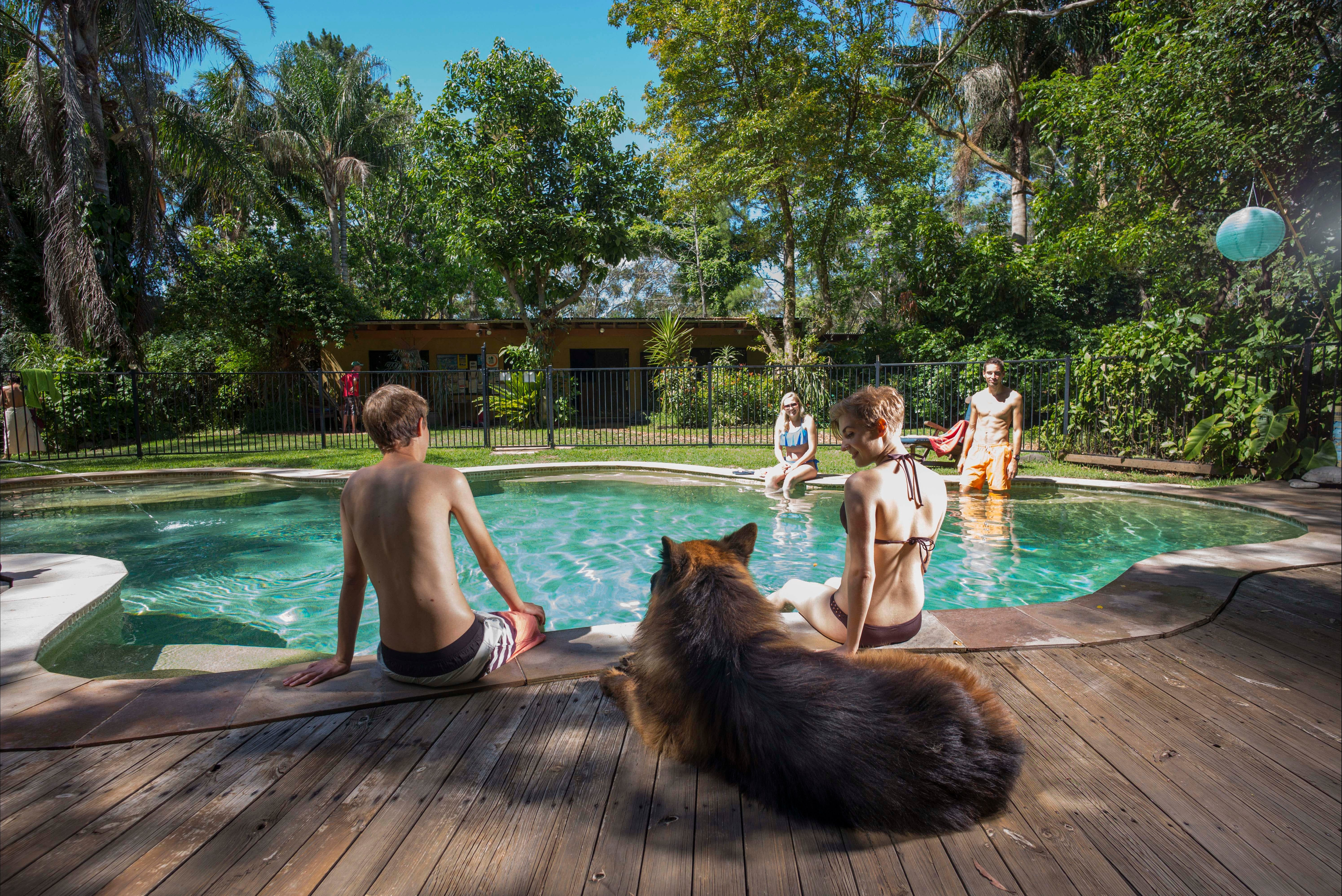 Samurai Beach Bungalows Port Stephens YHA - Accommodation Cooktown