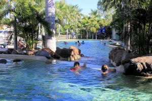 Big4 Aussie Outback Oasis Holiday Park - Accommodation Cooktown