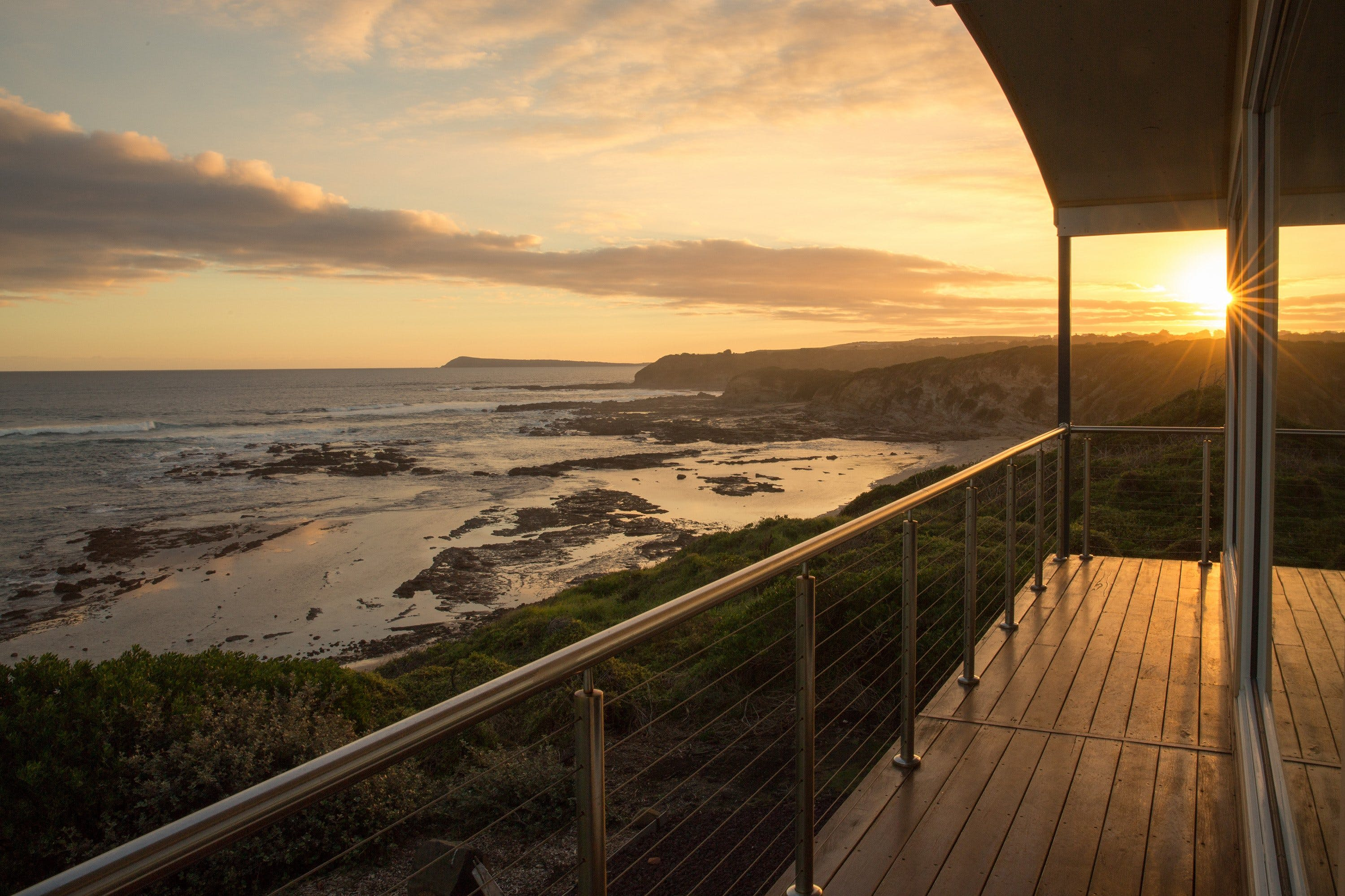 Kilcunda Oceanview Holiday Retreat - Accommodation Cooktown