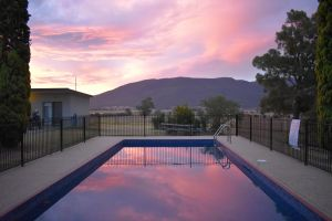 Mountain View Motel Corryong - Accommodation Cooktown