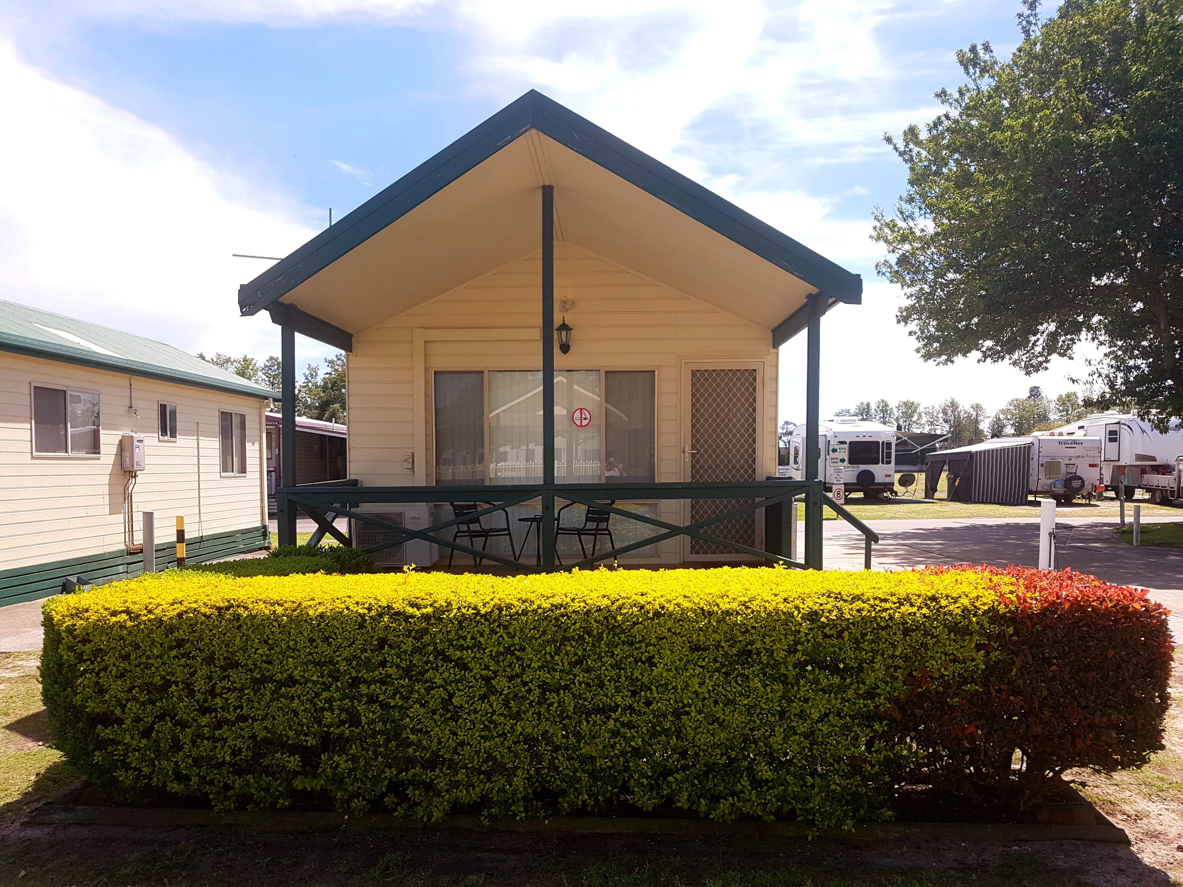 Pacific Gardens Village - Accommodation Cooktown