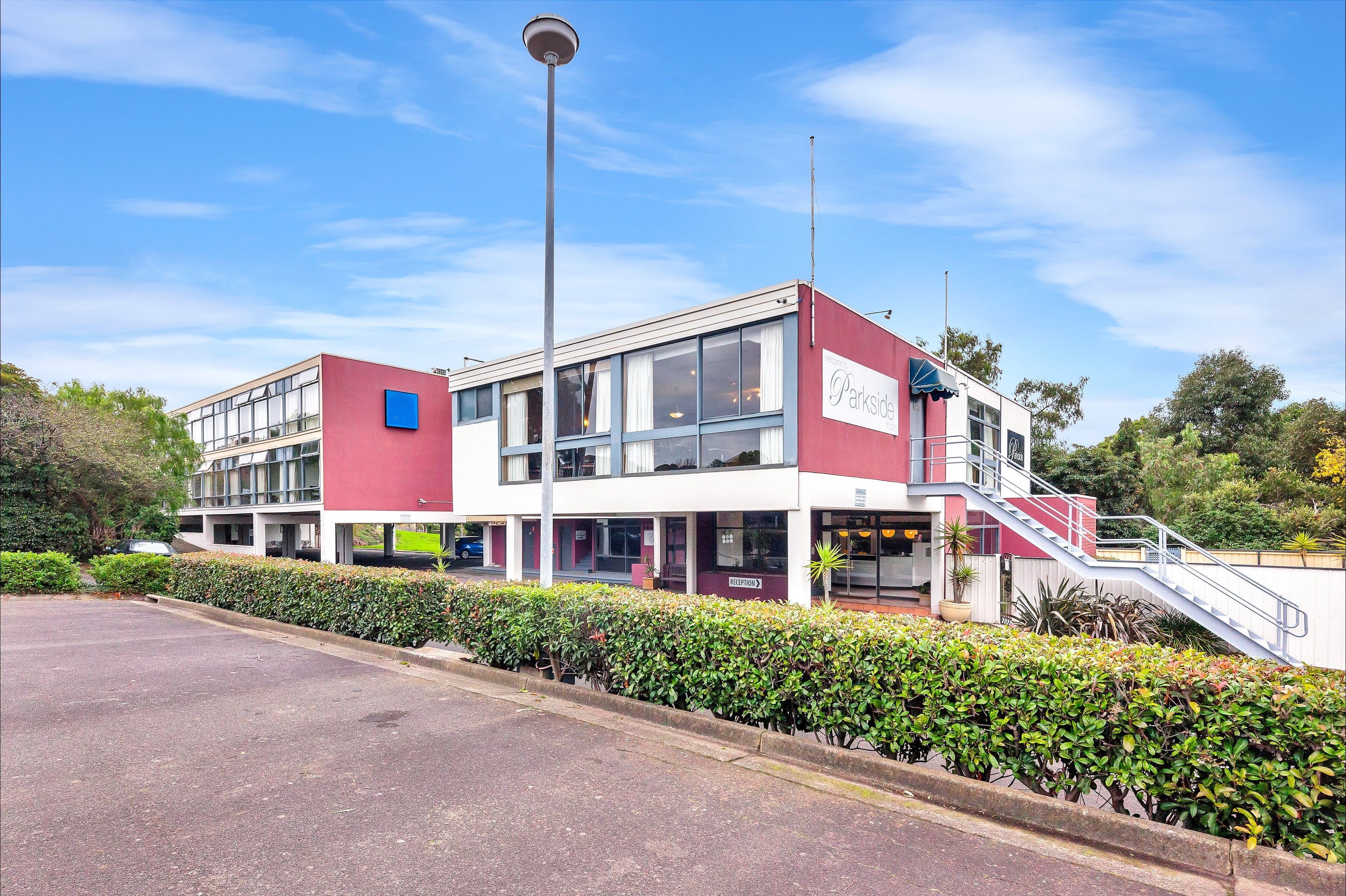 Parkside Motel Geelong - Accommodation Cooktown