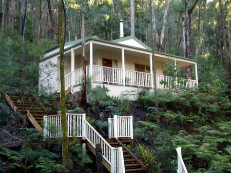 Myers Creek Cascades Luxury Cottages - Accommodation Cooktown