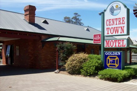 Centretown Motel Nagambie - Accommodation Cooktown
