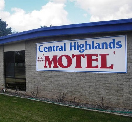Central Highlands Motor Inn - Accommodation Cooktown
