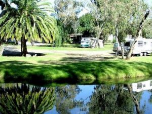 Euroa Caravan and Tourist Park - Accommodation Cooktown