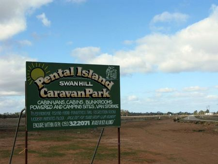 Pental Island Caravan Park and Holiday Farm - Accommodation Cooktown