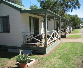 Stratford On The River Tourist Park - Accommodation Cooktown