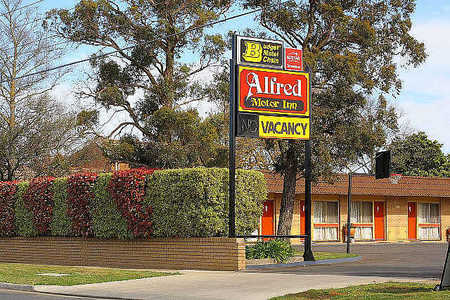 Alfred Motor Inn - Accommodation Cooktown