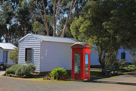Shady Acres Caravan Park Ballarat - Accommodation Cooktown