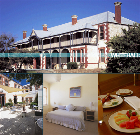 Whitehall Guesthouse Sorrento - Accommodation Cooktown