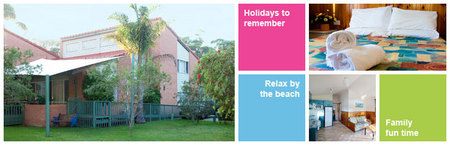 Kioloa Beach Holiday Park - Accommodation Cooktown