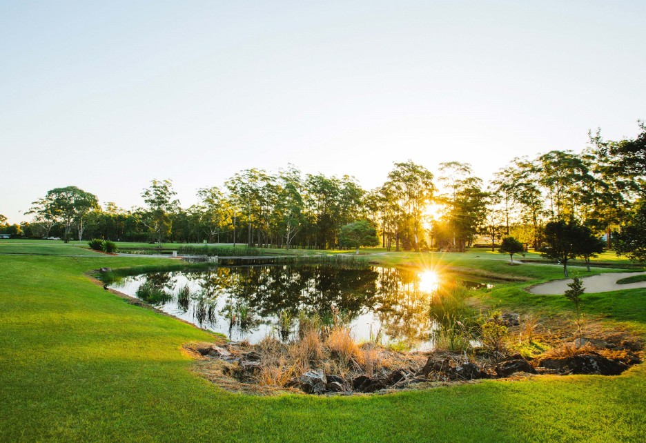 Tallwoods Golf Course and Resort - Accommodation Cooktown