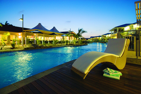 Oaks Pacific Blue Resort - Accommodation Cooktown