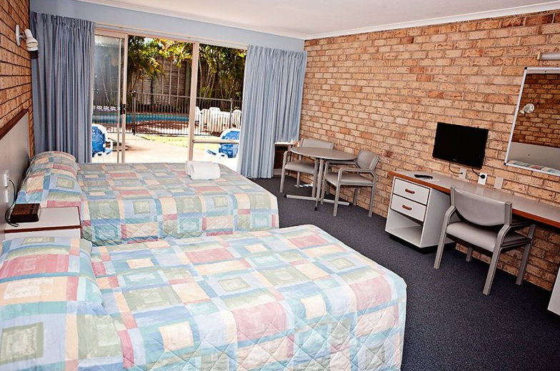 Sunshine Coast Motor Lodge - Accommodation Cooktown