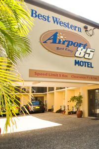 Best Western Airport 85 Motel - Accommodation Cooktown