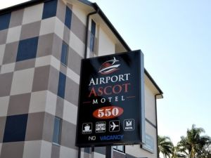 Airport Ascot Motel - Accommodation Cooktown