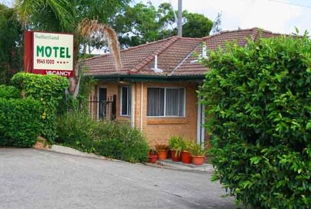 Sutherland Motel - Accommodation Cooktown
