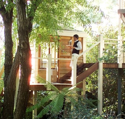Salus Spa at the Lake House - Accommodation Cooktown