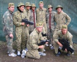 Challenge Paintball  Laser Skirmish - Accommodation Cooktown