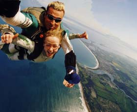 Skydive Melbourne - Accommodation Cooktown