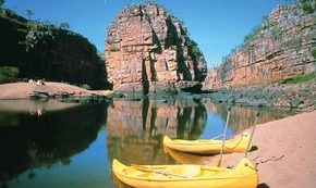 Katherine Gorge - Accommodation Cooktown