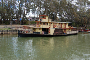 Emmylou Paddle Steamer - Accommodation Cooktown