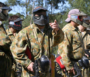 Action Paintball Games - Perth - Accommodation Cooktown