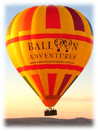 Balloon Adventures Barossa Valley - Accommodation Cooktown