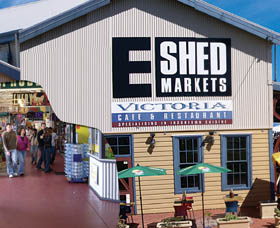The E Shed Markets - Accommodation Cooktown