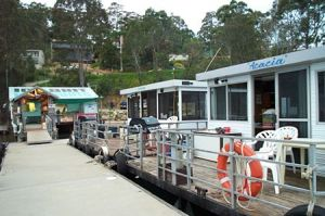 Clyde River Houseboats - Accommodation Cooktown