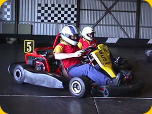 Indoor Kart Hire - Accommodation Cooktown