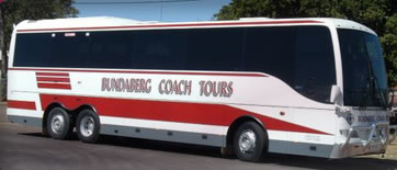 Bundaberg Coaches - Accommodation Cooktown