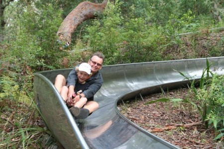 Toboggan Hill Park - Accommodation Cooktown
