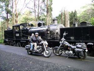 Andy's Harley Rides - Accommodation Cooktown