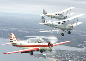 Vintage Tiger Moth Joy Flights - Accommodation Cooktown