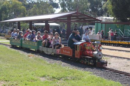 Altona Miniture Railway - Accommodation Cooktown