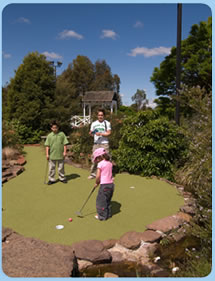 Wetlands Mini Golf - Accommodation Cooktown